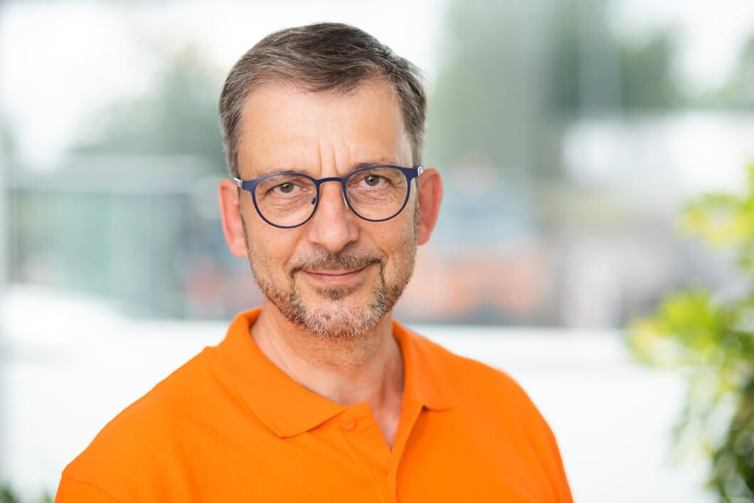Holger Neumann - Geschäftsführer STRAMAN GmbH